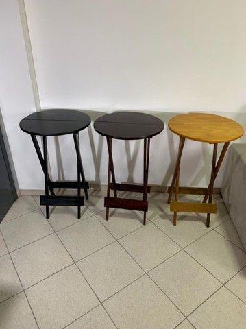 Mesa Bistrô c\2 cadeiras altas - Foto 2