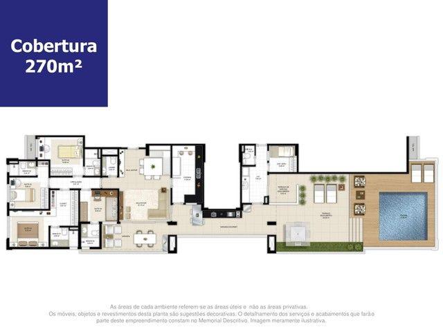 Apartamento a venda com 4 suítes com 180m² em Ludco Greenville - Foto 19