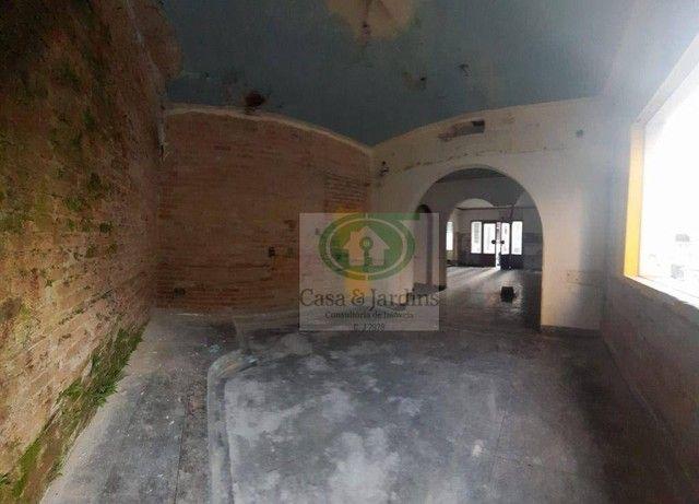 Casa para alugar, 200 m² por R$ 12.500,00/mês - Gonzaga - Santos/SP - Foto 14
