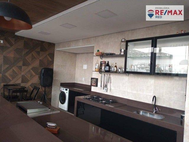 Cobertura com 3 dormitórios à venda, 200 m² por R$ 660.000,00 - Novo Horizonte - Conselhei - Foto 17