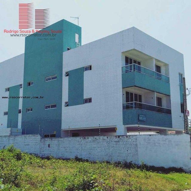 Apartamento para Venda em João Pessoa, Jardim Cidade Universitária, 3 dormitórios, 1 suíte - Foto 2