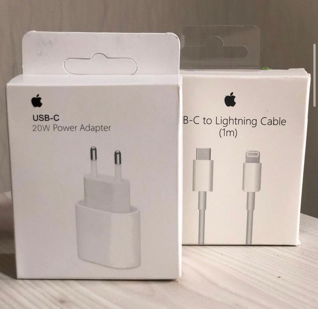 Fonte Turbo 20w Apple