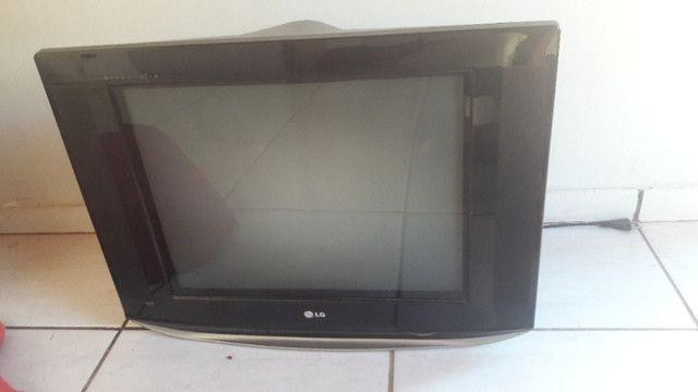 Tv LG não smart *