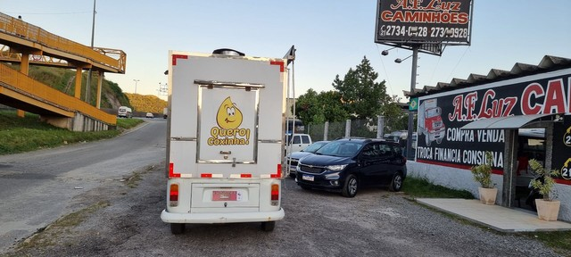 Vw kombi Food truck ano 1999 - Foto 6