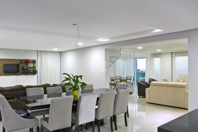 Casa à venda, 4 quartos, 4 suítes, 7 vagas, São Bento - Belo Horizonte/MG - Foto 10