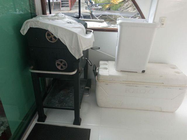 Alugo Lancha cabinada Completa diária e pernoites  - Foto 16