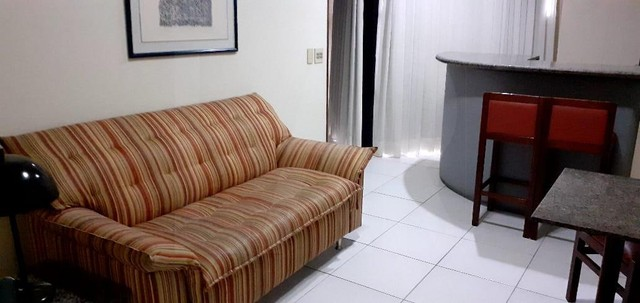 Flat para aluguel, 1 quarto, 1 suíte, Lourdes - Belo Horizonte/MG