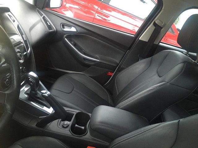 Ford Focus Titanium 2.0 Hatch 2014 - Foto 3