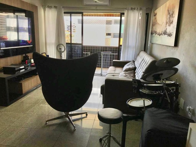 Apartamento à venda, 4 quartos, 2 suítes, 2 vagas, Ponta Verde - Maceió/AL - Foto 4