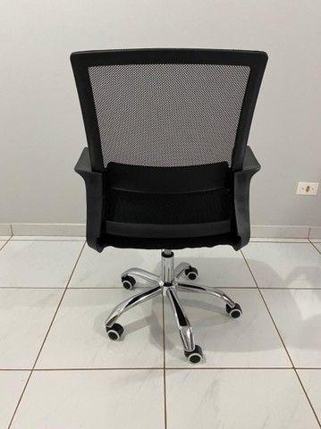 Cadeira para escritório (nova) - Foto 2