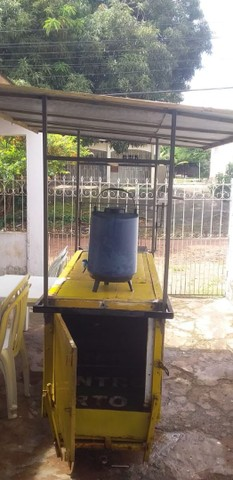 Vendo carrinho de churrasco  - Foto 4