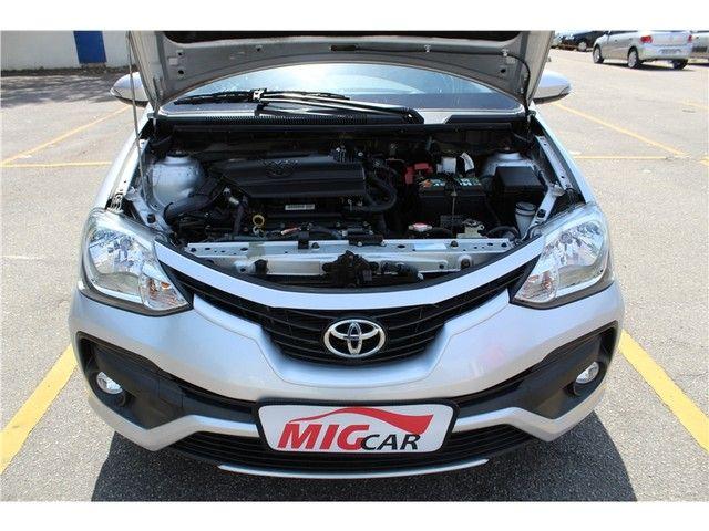 Toyota Etios 2018 1.5 xls sedan 16v flex 4p automático - Foto 10