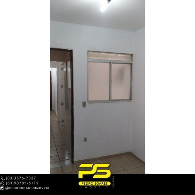 Apartamento com 3 dormitórios à venda, 103 m² por R$ 200.000 - Brisamar - João Pessoa/Para - Foto 9
