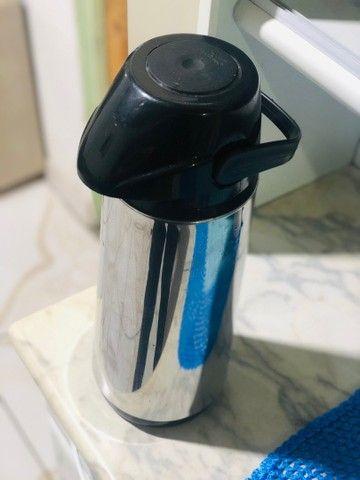 Vendo garrafa térmica para café  ?  - Foto 4