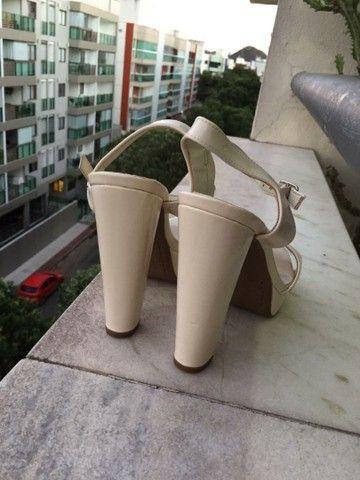 Sandália Via Marte n°37 - Foto 2