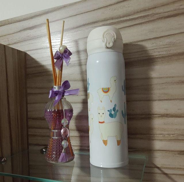 Garrafa térmica inox várias opções - Foto 6