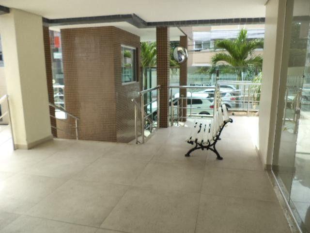 Apartamento de 118m² com 2 suítes, wc, dce, andar alto. Fez uma reforma aumentando a sala  - Foto 4