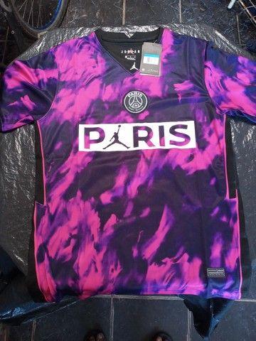 Camisa treino do PSG - Foto 2