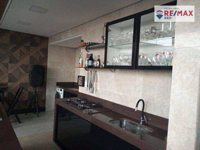 Cobertura com 3 dormitórios à venda, 200 m² por R$ 660.000,00 - Novo Horizonte - Conselhei - Foto 20