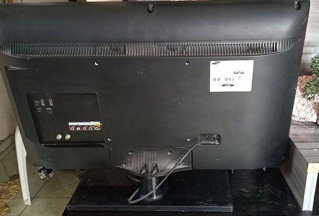 TV SAMSUNG LED 32 ' com defeito na imagem - Foto 2