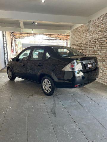 Fiesta Sedan Flex 1.0 2014 ipva 2021Pago  - Foto 6