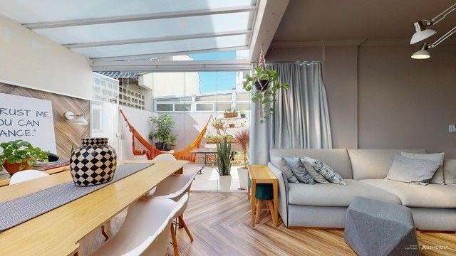 Apartamento de 101m², com 2 dormitórios/quartos, 1 suite com closet, 2 vagas cobertas - Jd - Foto 7
