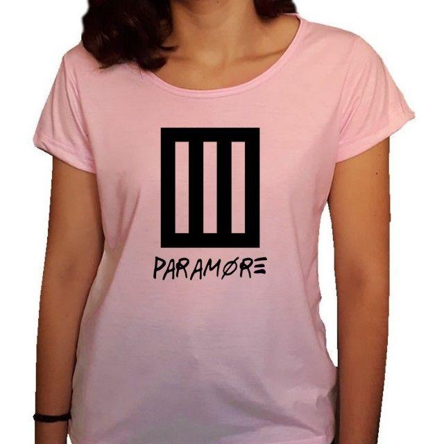 Camiseta Paramore - Foto 2