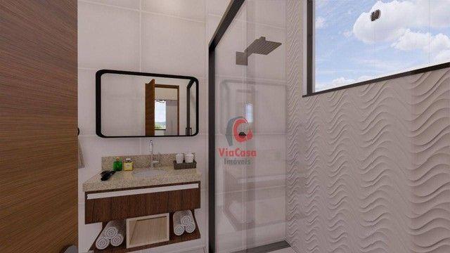 Casa com 3 dormitórios à venda, 254 m² por R$ 980.000,00 - Vale dos Cristais - Macaé/RJ - Foto 14