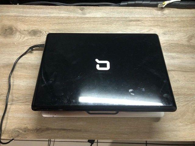 Notebook HP Compaq 15pol - Foto 3