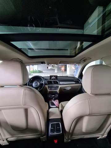 Audi Q3 2.0 Turbo 4x4 interna caramelo - Foto 9
