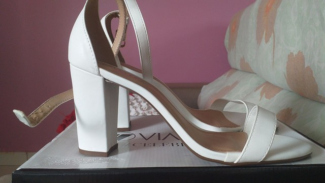 Sapato branco  - Foto 2