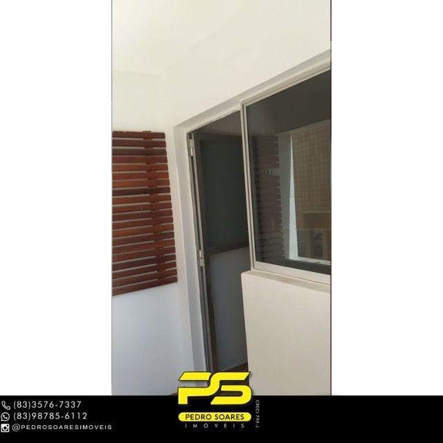 Apartamento com 3 dormitórios à venda, 103 m² por R$ 200.000 - Brisamar - João Pessoa/Para - Foto 3