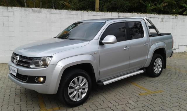 VOLKSWAGEN AMAROK 2012/2013 2.0 HIGHLINE 4X4 CD 16V TURBO INTERCOOLER DIESEL 4P AUTOMÁTIC