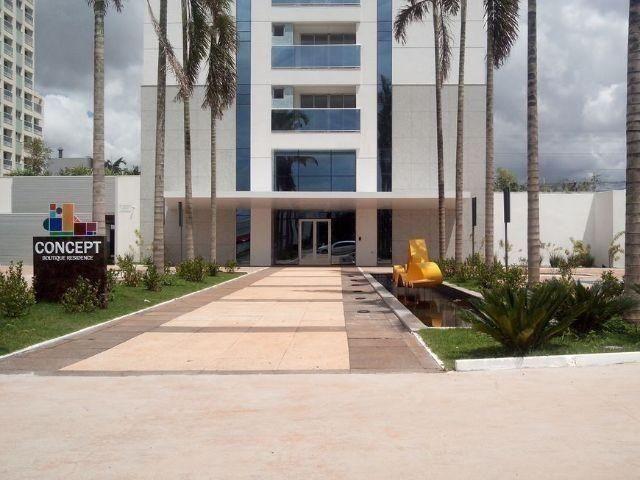 Concept Boutique Residence - AP. 01 Quarto 36 m2 - Lazer Completo - Águas Claras