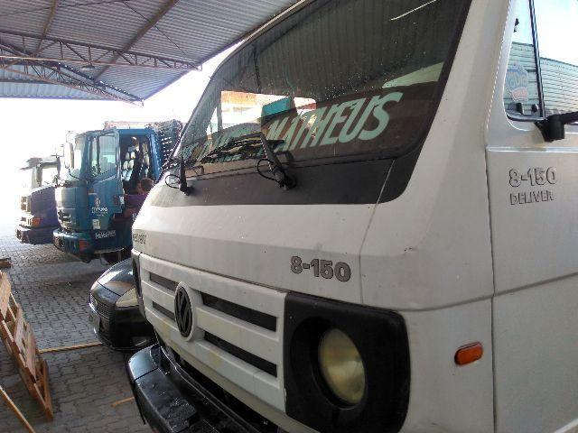 Caminhão 8.150 delivery