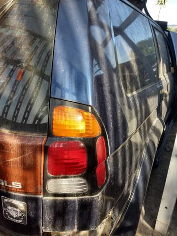 Pajero Sport ano 2004 diesel 4x4 sucata peças - Foto 2