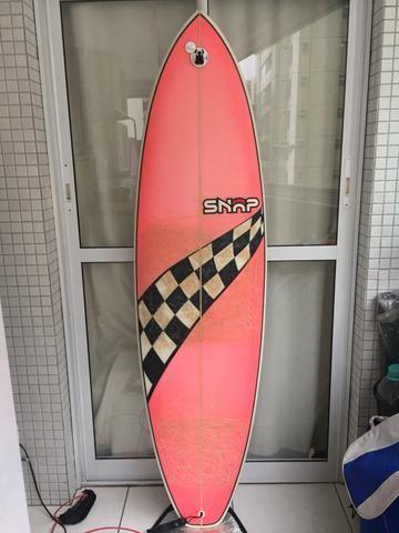 Prancha de surf tamanho 6.4