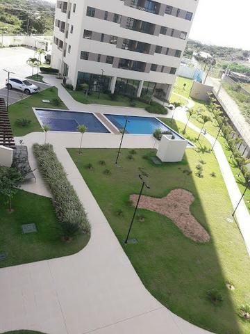 Res. Áurea Guedes - 67m² - 3 quartos - Com projetados - Ponta Negra