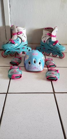 Patins Frozen