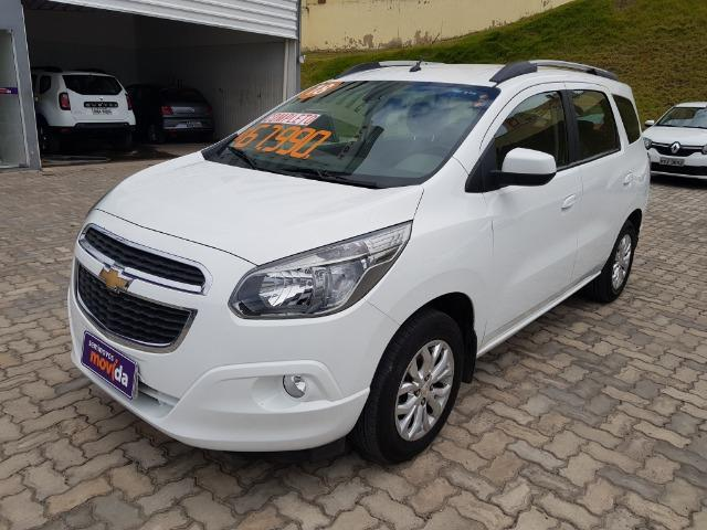 Gm - Chevrolet Spin Spin Ltz 1.8 Aut 7 Lugares 17/18 - Foto 3