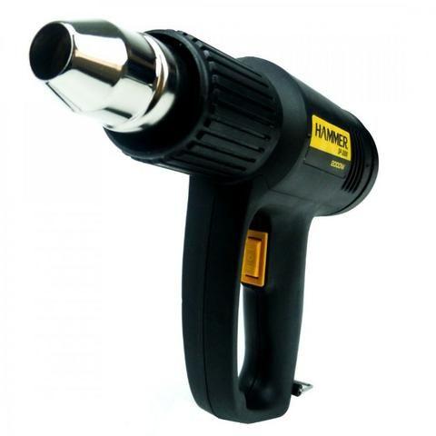 Soprador Térmico 220v 4 Bicos Hammer 2000w 350º À 550ºc