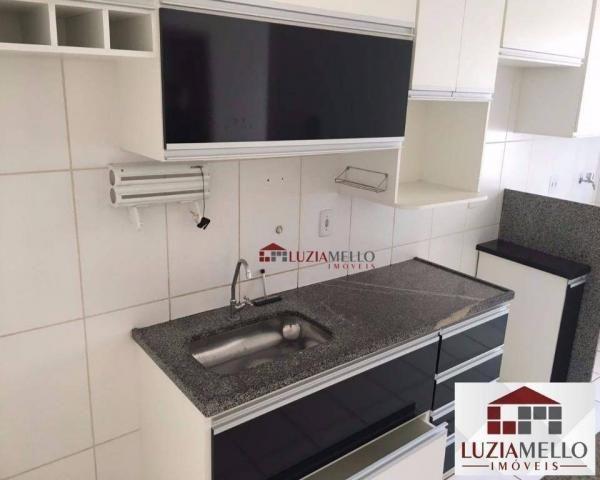 Avenida das Castanheiras, Top Life, Águas Claras - Excelente apartamento de 2 quartos, 1 s