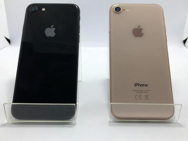 6953b730a Celular iPhone 8 64GB seminovo original desbloqueado com nota