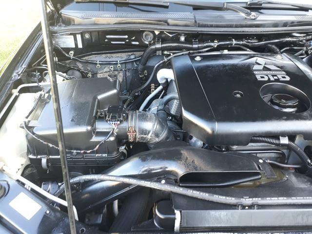 L200 triton 2010 4x4 hpe 3.2 completa At - Foto 12
