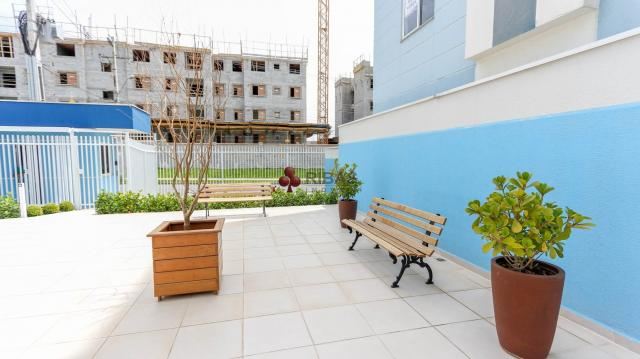 Apartamento à venda com 2 dormitórios em Cidade industrial, Curitiba cod:15053 - Foto 19