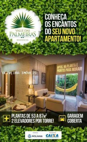 Apartamento para venda em cuiabá, jardim das palmeiras, 2 dormitórios, 1 banheiro - Foto 13