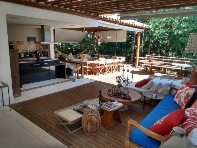 A.L.U.G.U.EL/V.EN.D.A Casa 4 suítes mobiliada e decorada no Alphaville Salvador I - Foto 14