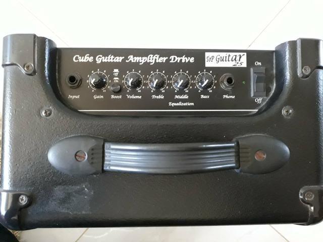 Amplificador voXstorm Top Guitar 25/Top Line - Foto 2