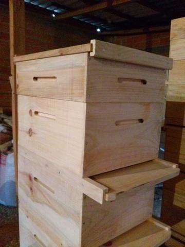 Caixas para abelhas Europa - Foto 2