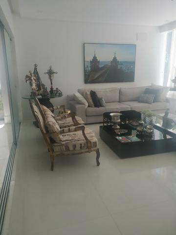 A.L.U.G.U.EL/V.EN.D.A Casa 4 suítes mobiliada e decorada no Alphaville Salvador I - Foto 3
